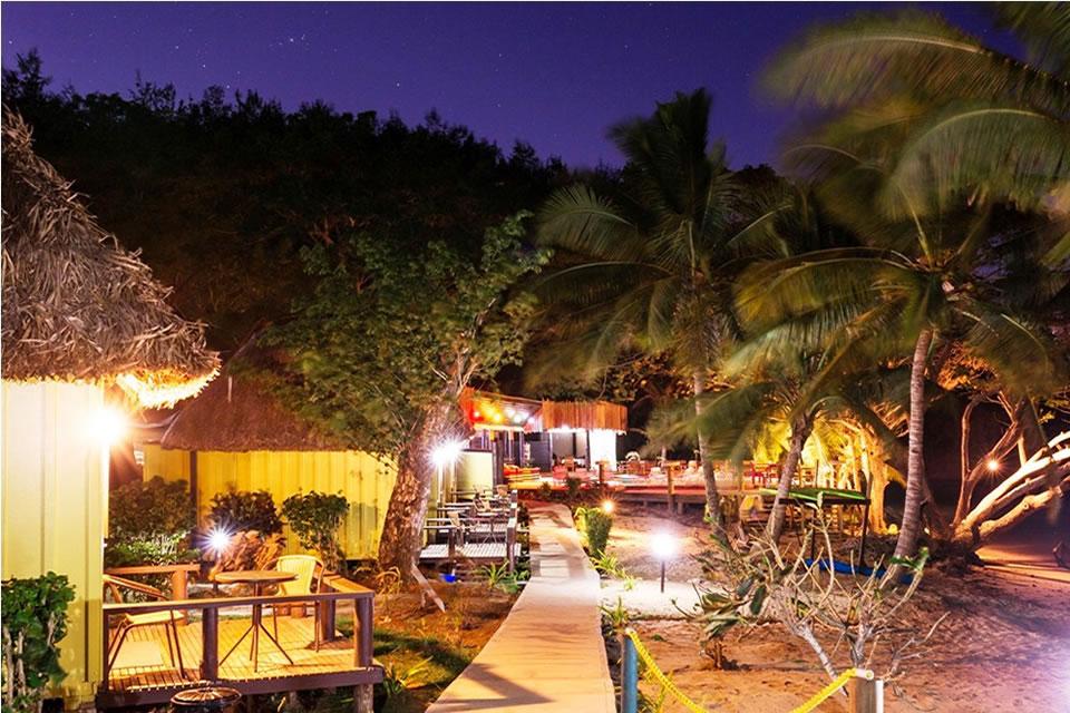 Funky Fish Surf Resort