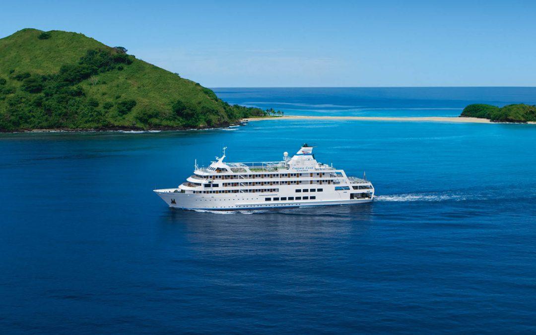 7-Night Mamanuca & Yasawa Islands Cruise   Captain Cook Cruises