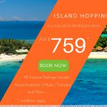 All Inclusive Island Hopping Package – 5 Nights